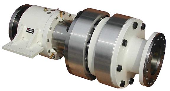 Thrust Bearing Rubber Design